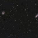 M88, NGC 4548, NGC 4571,                                Toshiya Arai