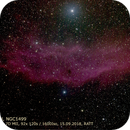 California nebula,                                Ulli_K
