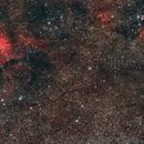 NGC 6823,                                Martin Mutti