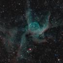 NGC 2359,                                Mark L Mitchell