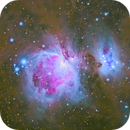 The Great Orion Nebula,                                Farshad Mohammadi