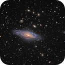 NGC 7331,                                Steve Cooper