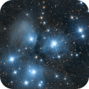 M 45 - Pleiades,                                GALASSIA 60