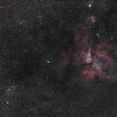 Eta Carina Nebula,                                thakursam