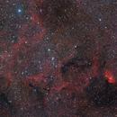 SH2-101, NGC  6871,                                Rauno Päivinen