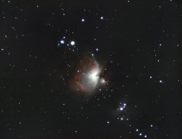 My first LRGB M42,                                Tareq Abdulla