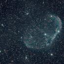 Crescent Nebula,                                Erik Marsh