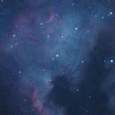 NGC7000 (North America),                                Franco Silvestrini