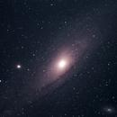 Andromeda Galaxy,                                Banjo_Charlie
