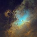 M16 No Stars,                                AstroHawk