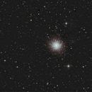 M13 - The Great Globular Cluster in Hercules,                                Michael Rector