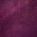 Cygnus Wide Field,                                Sderamus