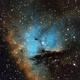 NGC281 Pacman,                                Wilsmaboy