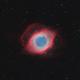NGC 7293 HOO - Helix Nebula,                                Zheng Fu