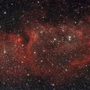 IC 1848 Soul Nebula,                                Maura Ingrosso
