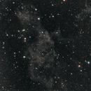 LBN 406, a Non-Galaxy, Non-Star-Based Spring Target.  (OK a Few Galaxies!),                                Alan Brunelle