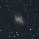 M1 - The Crab Nebula,                                Iwan Tjioe