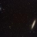 NGC 253 - Silberdollar-Galaxie,                                Stefan Benz