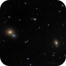 Messier 59 - M59 - Messier 60 - M60 - NGC 4647,                                Fran Jackson