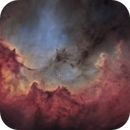 The Wizard nebula Starless,                                Ola Skarpen SkyEyE