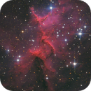 Zentrum von IC1805,                                Jürgen Kemmerer