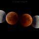From my Archive: Lunar Eclipse 27 July 2018,                                Dzmitry Kananovich