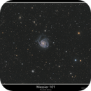 M101, Pinwheel Galaxy,                                rflinn68