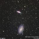 Galaxies M81 & M82 #6,                                Molly Wakeling
