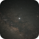 Jupiter in The Milky Way,                                astropical