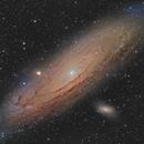 M31 - 26 hours,                                Alex Pinkin