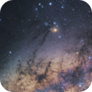 Milky Way Center from Home,                                Eduardo Oliveira
