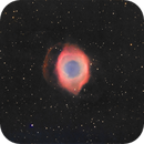 Helix Nebula - The Eye in the Sky,                                Andre van Zegveld