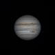 Jupiter & GRS,                                Bernhard Zimmermann