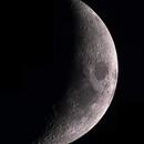 Moon Mosaic,                                MJF_Memorial_Observatory
