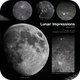 Lunar Impressions June 2020,                                astropical