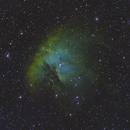 NGC281 (The Pac-man Nebula),                                Eric Solís