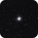 M2 (NGC 7089) Globular Cluster in Aquarius,                                Barry Brook