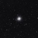 M2 (NGC 7089) Globular Cluster in Aquarius,                                Barry Brook