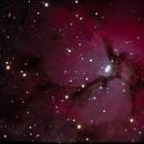 Nebulosa Trífida ,                                Izaac da Silva Leite