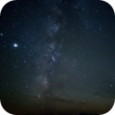 Milky Way above Bear's Ears,                                Tom Housholder