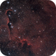 IC1396 Elephants Trunk Nebula with a DSLR,                                matt_baker