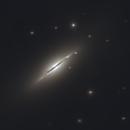 NGC 5866,                                Massimo Ermanni