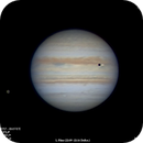 Jupiter, Io with shadow, and Calisto 17/07/2020,                                Javier_Fuertes