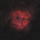 IC 1396 Elephants Trunk Nebula 20200720 32650s HaRGB 03.5.4,                                Allan Alaoui