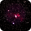Bubble Nebula,                                Nathan Shobe