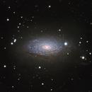 M63 - HaLRGB,                                Almos Balasi