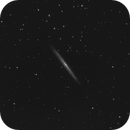 "NGC 5907 - C11 - HyperStar - Asi 183mm Pro - 160 x 30"",                                Alain-Bouchez"