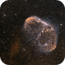 NGC6888 Crescent Nebula BiColor,                                Sascha Schueller