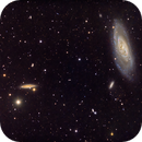 M106 and NGC4217,                                Andrew Barton