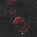 IC 443 The Jellyfish nebula,                                Elmiko